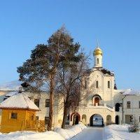 Троице-Сергиев Варницкий Монастырь в Ростове Великом :: Tata Wolf