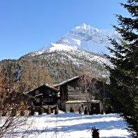 Один из курортов Швейцарии :: Елена Смолова