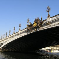 Мост Александра 3 :: Kamyshlov Victor