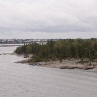 Страна тысячи озёр - но и островов тоже :: Александр Рябчиков