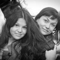 сестры :: Анастасия Валерьева