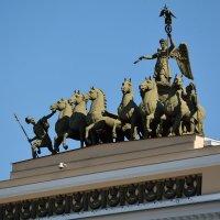 Прогулки по Санкт-Петербургу (этюд 1) :: Константин Жирнов