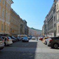 Прогулки по Санкт-Петербургу (этюд 3) :: Константин Жирнов