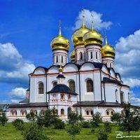 Успенский Собор. Иверский мужской монастырь. Валдай. :: Виталий Половинко