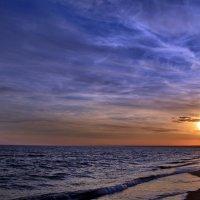 Удивительный закат :: Ольга Голубева