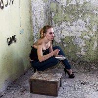 Страх голода. :: Александр Лейкум