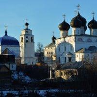 Успенский Трифонов монастырь :: Дмитрий Стрельников