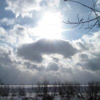 Ветер, солнце, облака :: Вера Андреева
