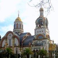 Владимирская церковь в Сочи :: Tata Wolf