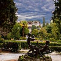 В парке. :: Виктор Чепишко