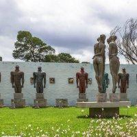 Парк скульптур. ЮАР :: Ирина Краснобрижая