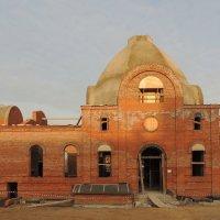 Церковь Илии Пророка в Качалове :: Александр Качалин