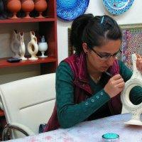 Художница по керамике :: Елена Даньшина