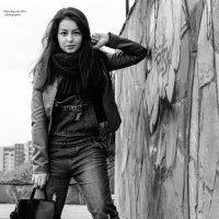 Street slyle. :: Агунда Плиева