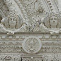 Морской собор святителя Николая Чудотворца. Фрагмент западного портала :: Елена Павлова (Смолова)