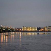 Троицкий мост :: Наталья Левина