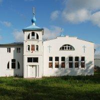 Храм Святителя Николая на Неве :: Владимир Лисаев