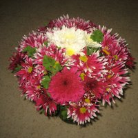 Букет из хризантем :: laana laadas
