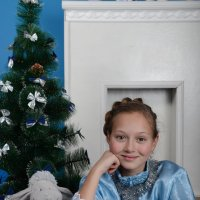волшебный новый год :: Кристина Леонова