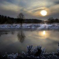 На закате уходящего ноября...4 :: Андрей Войцехов