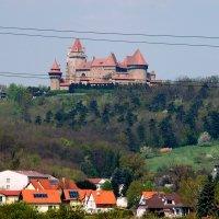 Замок Кройценштайн. Австрия :: Светлана Двуреченская