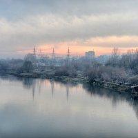 река Клязьма :: Николай Артёмов
