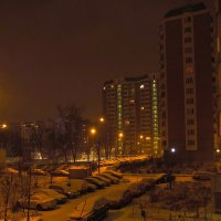 IMG_6581 - Первый снег. Процесс пошел :: Андрей Лукьянов