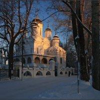 Спасо-Преображенский собор, Большие Вязёмы :: Надежда Лаврова