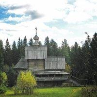 Деревянные церкви Руси :: Виктор Калабухов