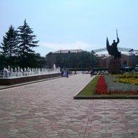 Центральная площадь, г.Уссурийск :: Инна Буяновская