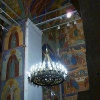 Интерьер Спасо-Преображенского собора. :: Galina Leskova