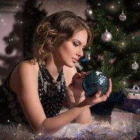 Новогодний гламур) :: Юлия Хапугина