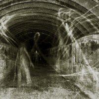 Из воспоминаний о прогулках по темным коридорам моего мозга.. :: Дмитрий . Вечный дождь .