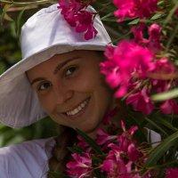 В цветах :: Павел Белоус