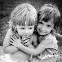 Сестра - тепло костра.... :: Анастасия Полякова