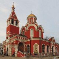 Церковь Благовещения Пресвятой Богородицы в Петровском парке :: Александр Качалин