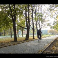 Прогулка по Пущино :: Egeny Korovinskaya