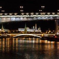 Ночная Москва-река :: Павел Myth Буканов