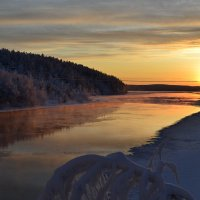 Зима. Холода... :: Ольга
