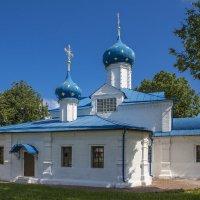 федоровский женский монастырь Переславль залесский :: юрий макаров