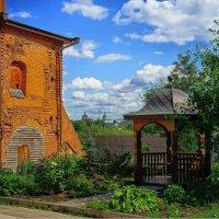 Вид от Знаменского монастыря :: mila