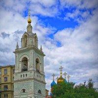 Георгиевская церковь :: mila