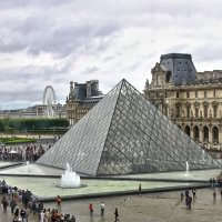 ПП... или Пирамиды Парижа :: Alexandr Zykov