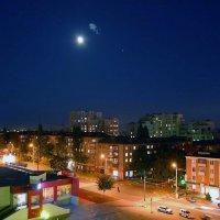 Белгород ночью :: Валерий Кабаков