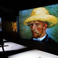 С выставки полотен Ван Гога :: LORRA ***