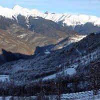 Зима в горах :: Виолетта