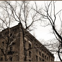 Старый дом :: Арсений Корицкий