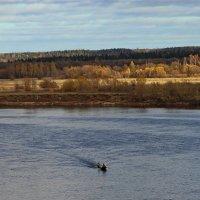 По тихой реке... :: Galina S*