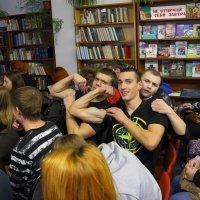 Сходили в библиотеку..... :: Екатерина Василькова