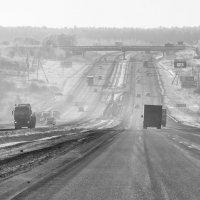 Морозное утро :: Алексей Окунеев